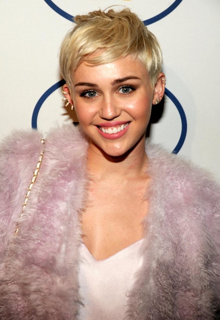 cortes de pelo de moda otono 2016 Miley Cyrus ideas