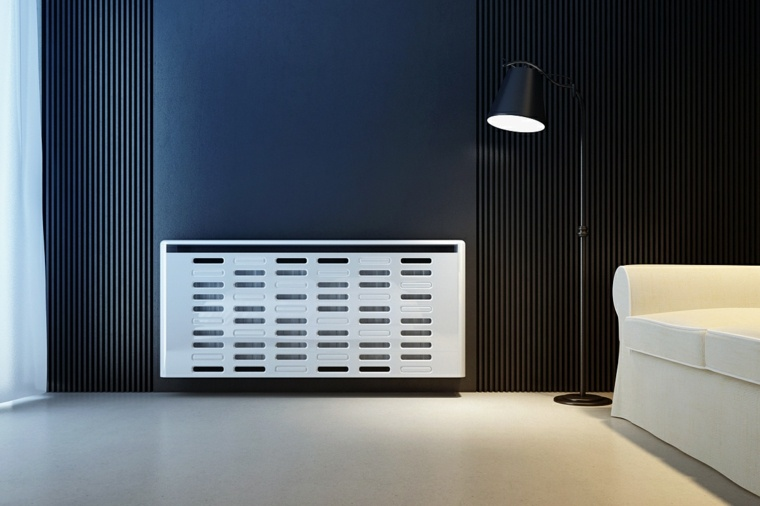 Cubreradiadores modernos para un interior con estilo