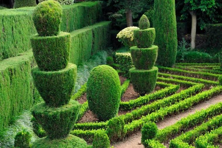 decoracin de jardines exteriores