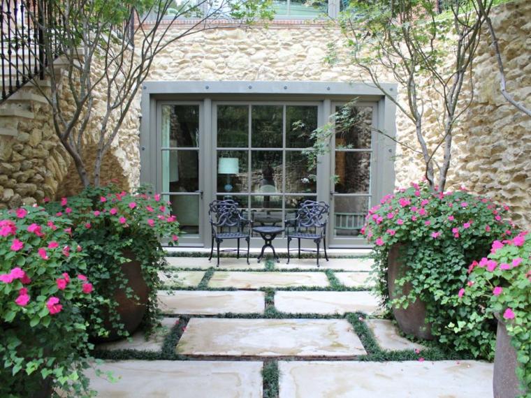 diseños decoracion de jardines y terrazas