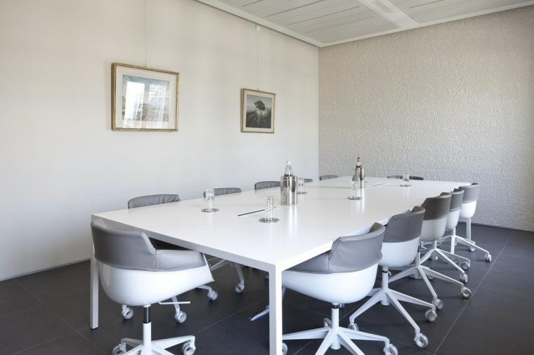 decoracion de paredes 3D blancas modernas ideas