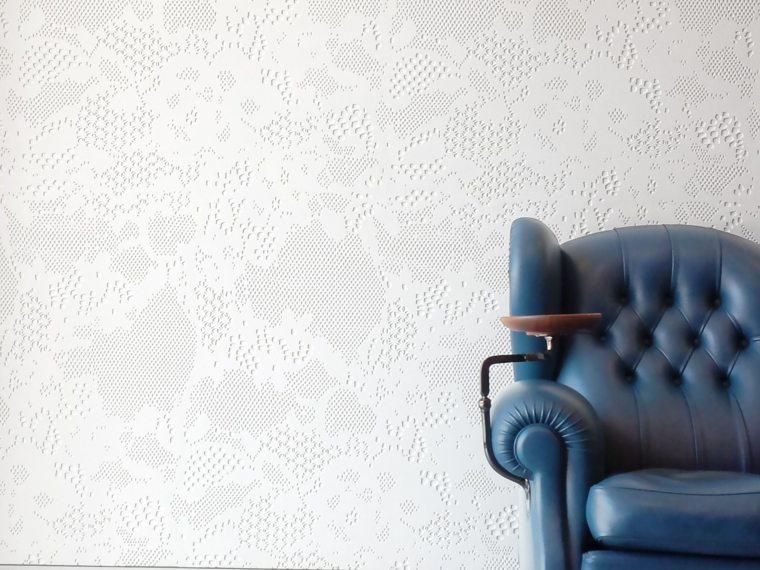 decoracion de paredes 3D diseno elegante estampa bonita ideas