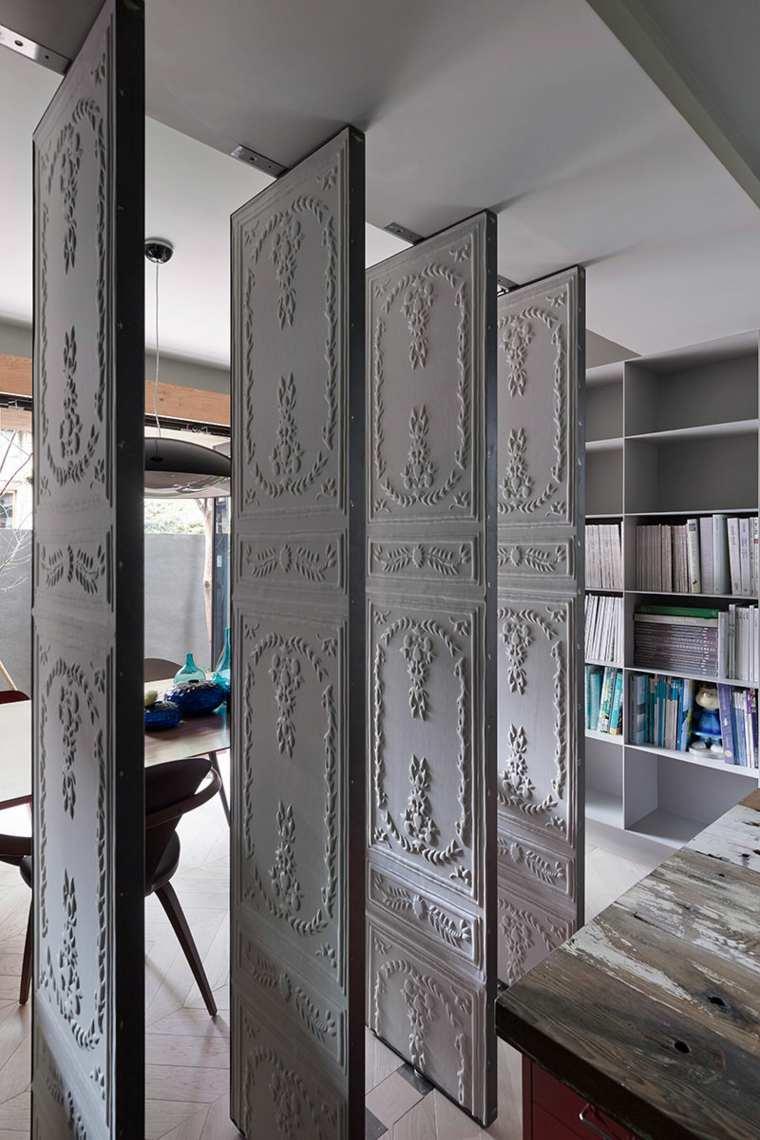decoracion de paredes textura casa diseno Ganna Studio ideas