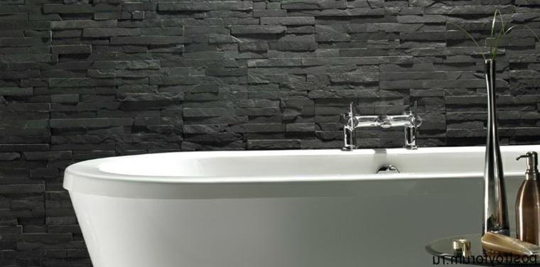 decoración del baño bañera