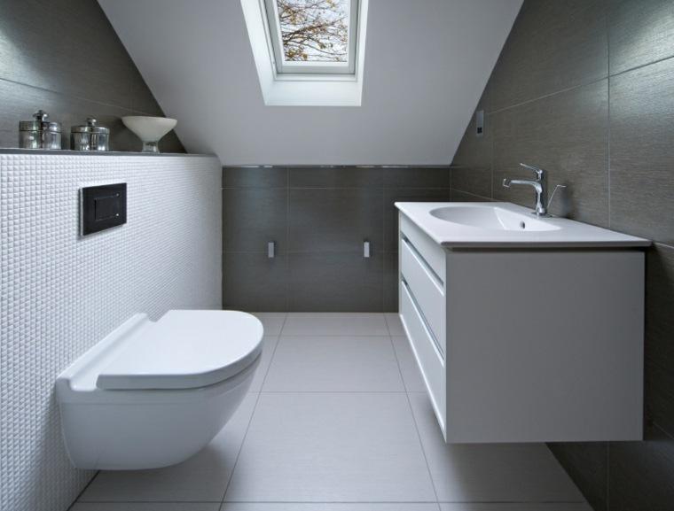 decoración del baño pequeño
