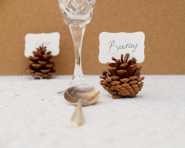 decoración otoño bodas