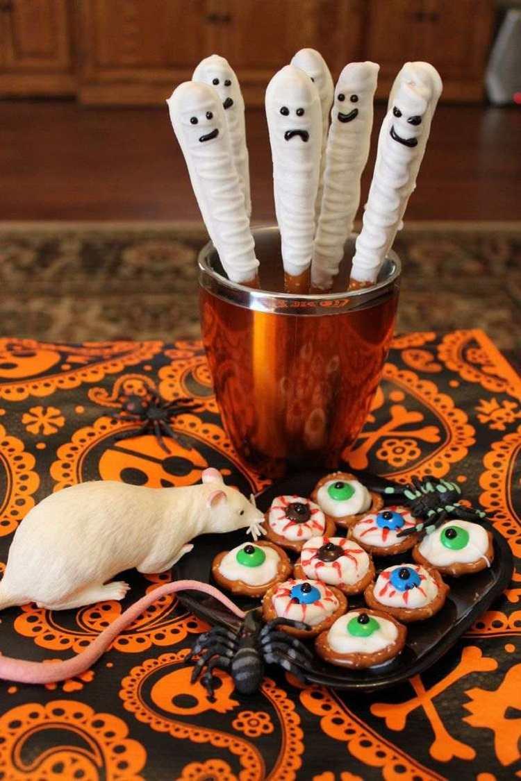 decoraciones muebles ojos galletas imagenes