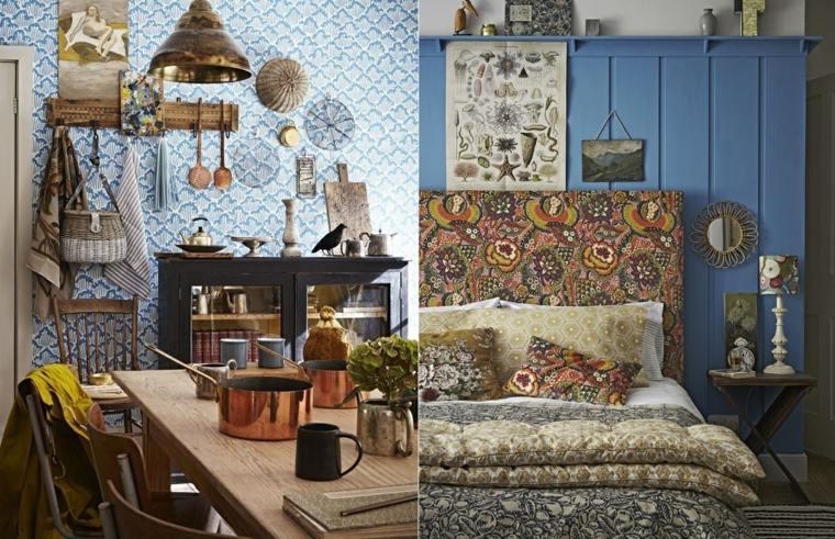 decoraciones originales patrones colores