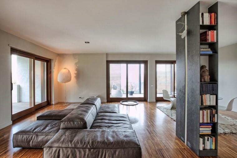 decorar casa espacio disenado MG2 ARCHITETTURE salon ideas