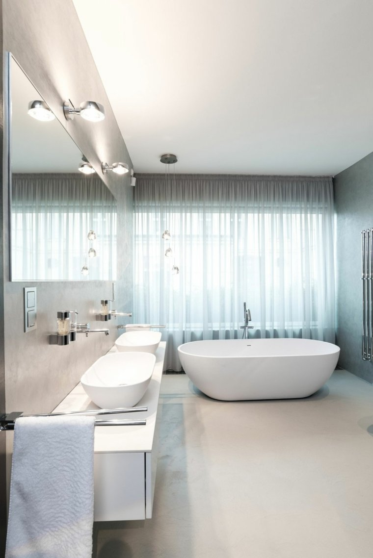 decorar casa espacio disenado OOOOX bano ideas