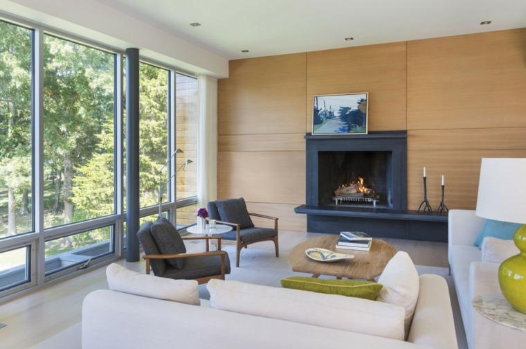 decorar casa espacio disenado RUHL WALKER Architects ideas