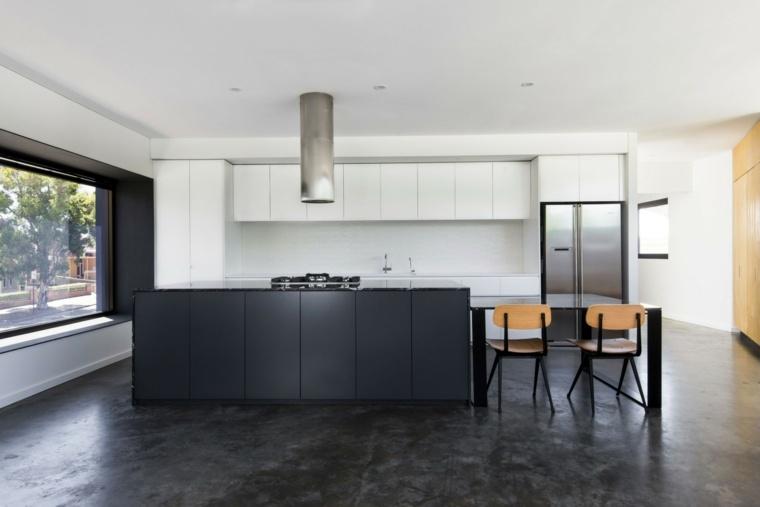 decorar casa espacio disenado Robeson Architects ideas