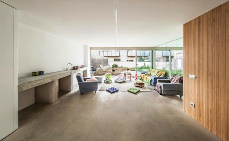 decorar casa espacio disenado Sau Taller d'Arquitectura ideas