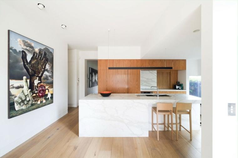 decorar casa espacio disenado Thomas Winwood Architecture & Kontista Co ideas