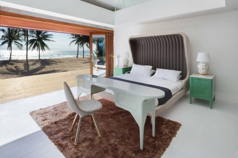 decorar casa espacio disenado dormitorio moderno ideas