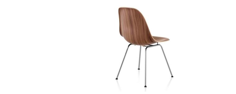 diseño sillas Eames madera