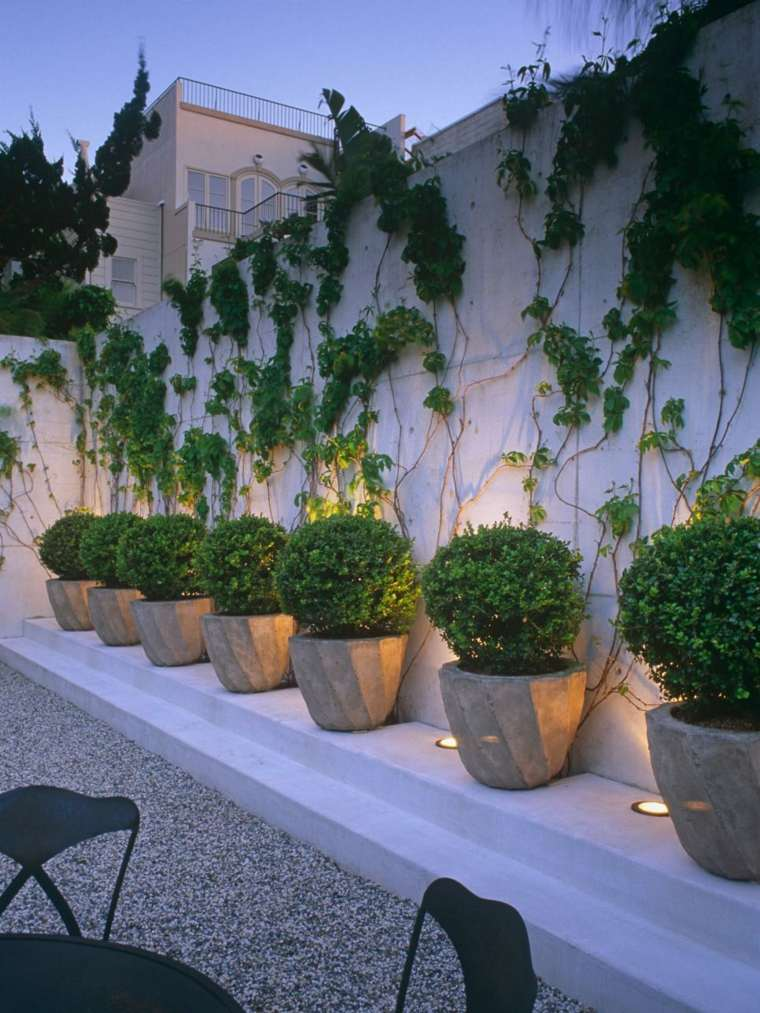 Ideas f ciles de paisajismo decora tu jard n de forma for Jardines redondos pequenos