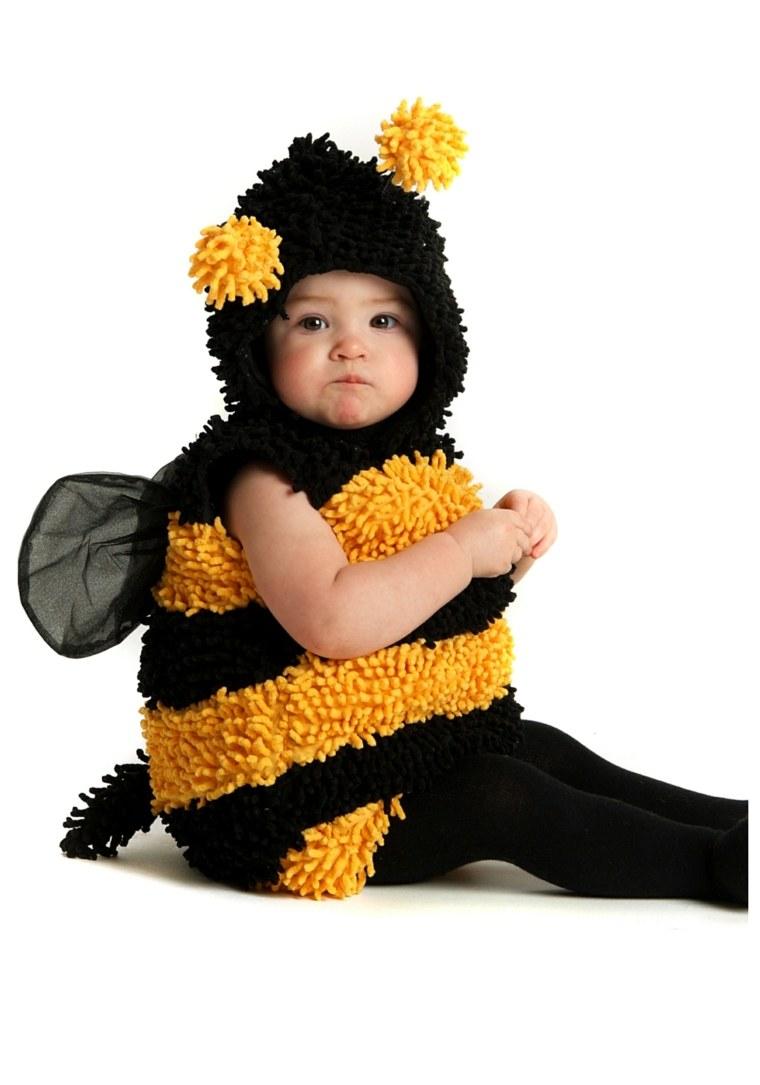 disfraces para bebés abeja