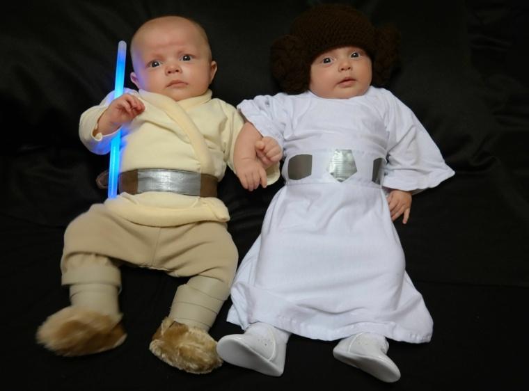 Disfraces para beb s para halloween - Disfraces para gemelos ...