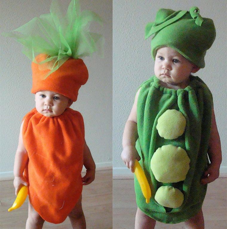 Disfraces para bebs para Halloween