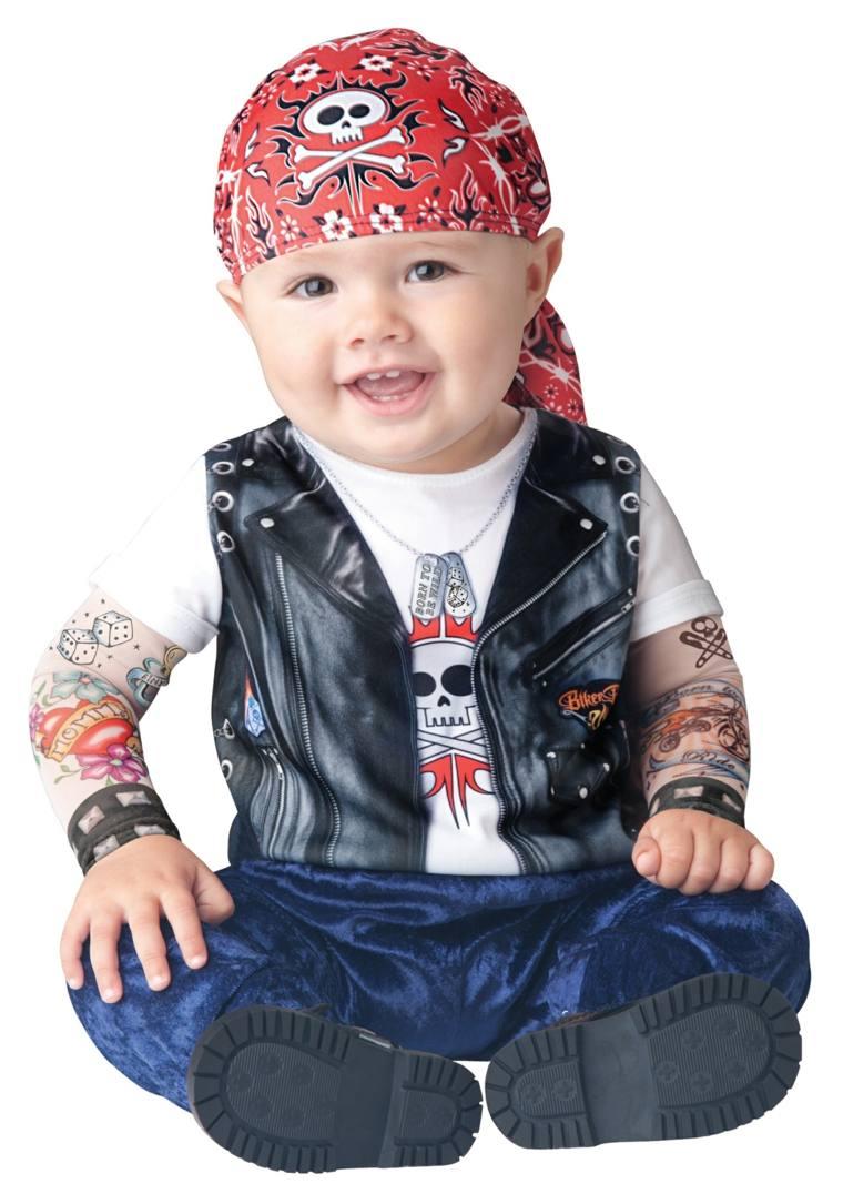 disfraces para bebés pirata