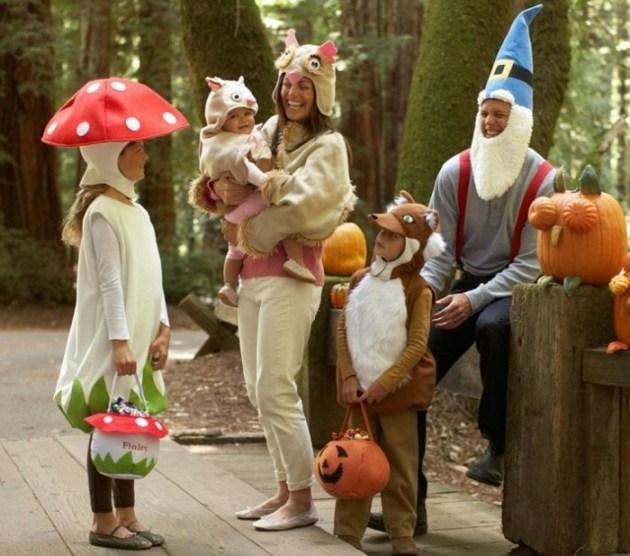 disfraces para halloween ideas fuentes efectos