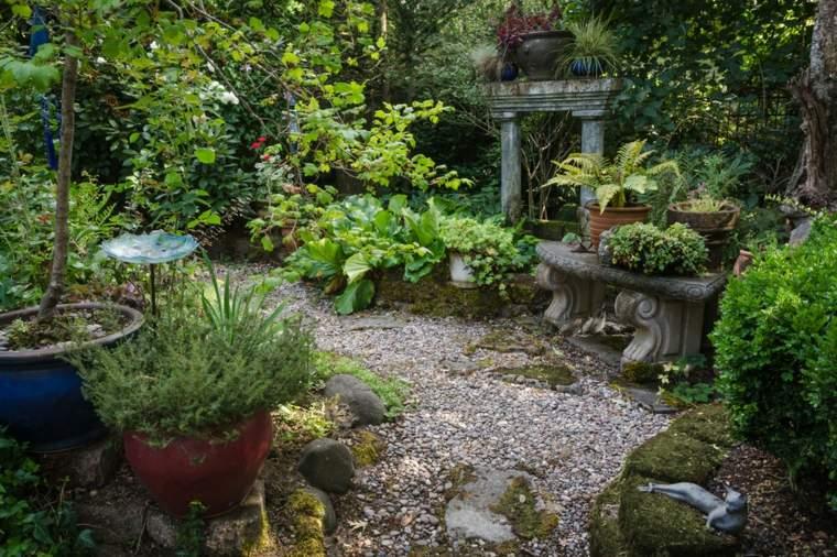 diy soluciones decoracion jardines efectos