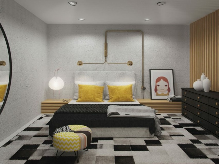 dormitorios con encanto decoracion Art Buro ideas