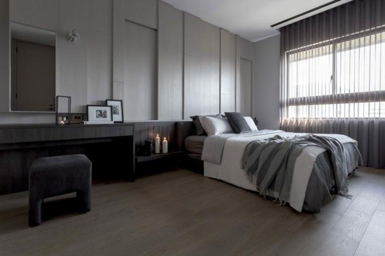 dormitorios con encanto decoracion Taipei Base Design Center ideas