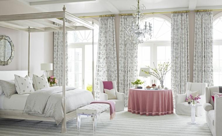 dormitorios con encanto decoracion amplio retro ideas