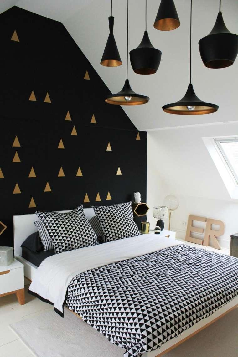 dormitorios encanto decoracion lamparas diseno ideas