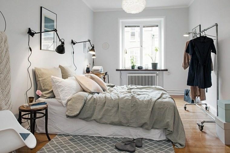 dormitorios encanto decoracion pequeno comodo ideas