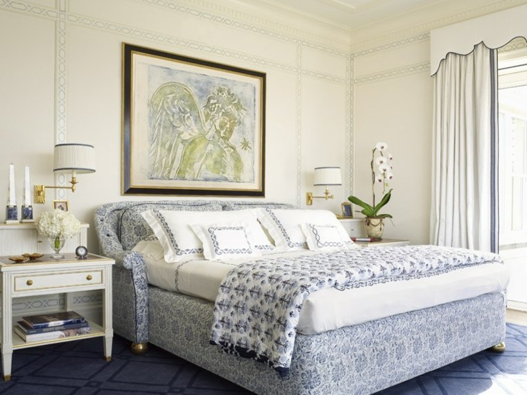 dormitorios encanto decoracion Alex Papachristidis ideas