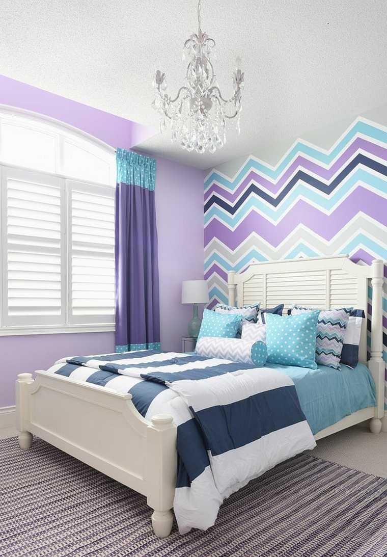 dormitorios juveniles modernos opciones decoracion colorida ideas