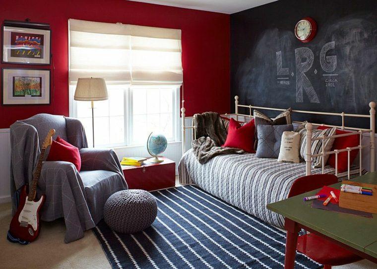 dormitorios juveniles modernos opciones decoracion diseno ideas Lisa Gabrielson