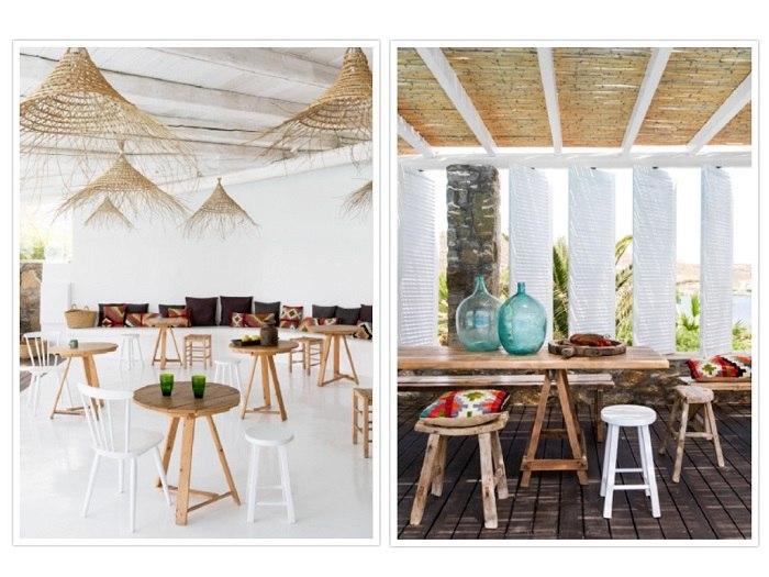 elegantes salones especiales muebles blanco