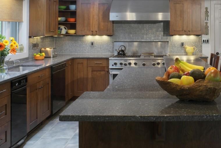 Encimeras para cocinas lo que debemos saber - Encimeras laminadas de cocina ...