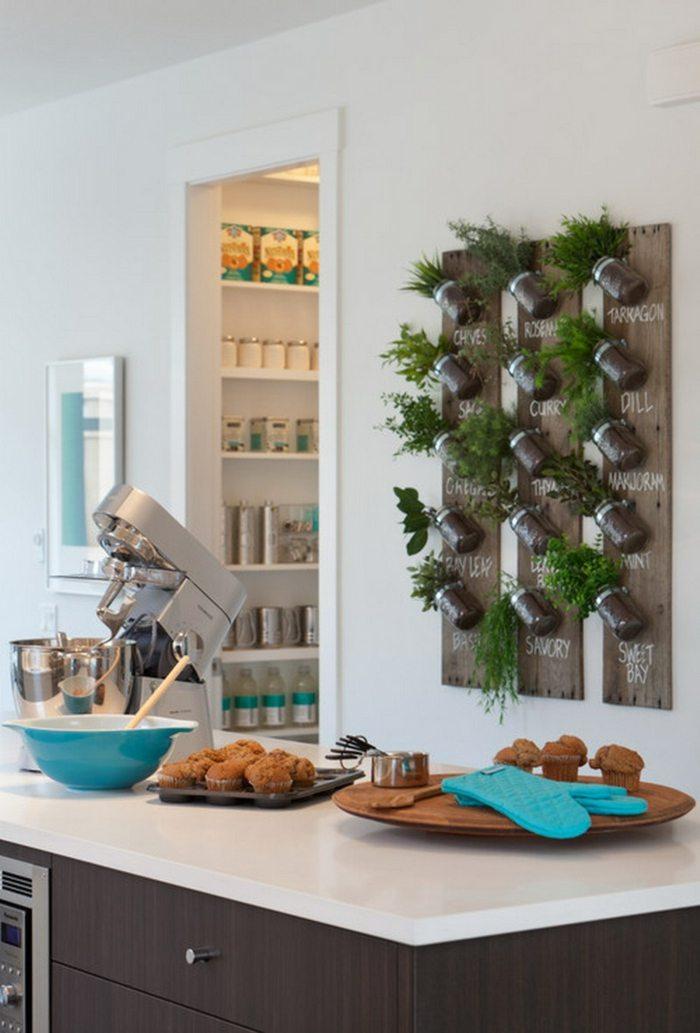 envases verticales cocina moderna cristal