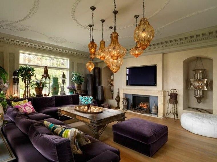 estilo bohemio interior casa