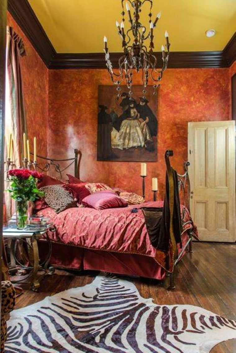 Estilo bohemio en la decoraci n de nuestra casa - New orleans style bedroom decorating ideas ...