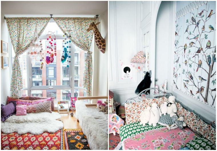 estupendos diseños dormitorios para niños