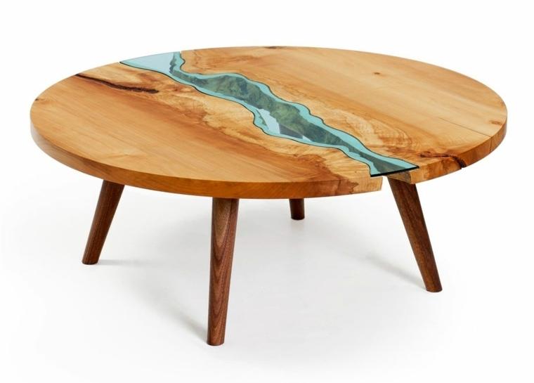 estupenda mesa madera