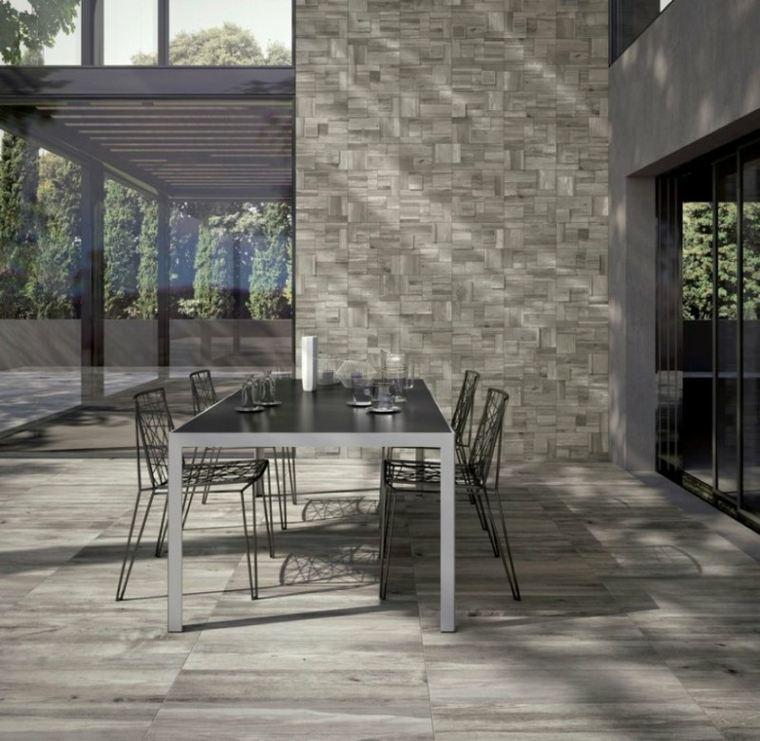 exteriores comedores especiales muebles sillas