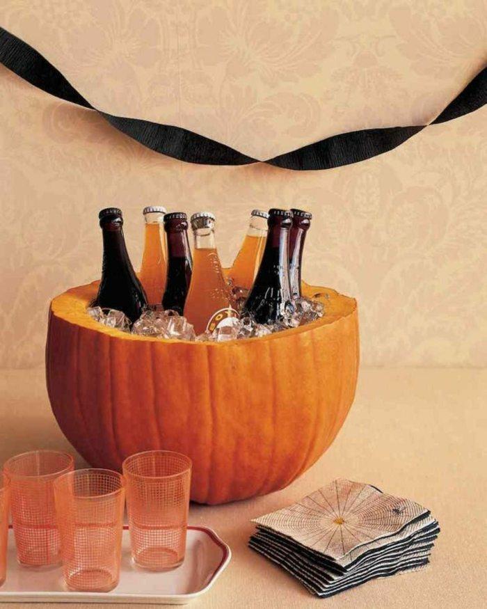fiestas halloween ambientes muebles cintas