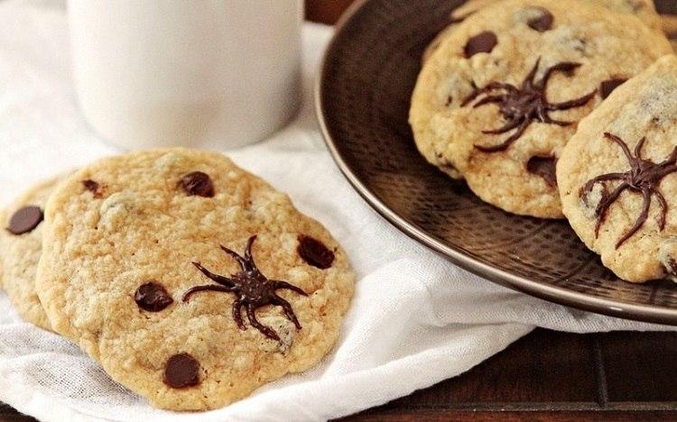 formas aranas estilo galletas fuentes