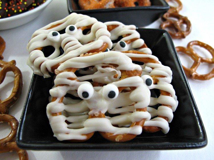 galletas decoradas momias caramelo muebles