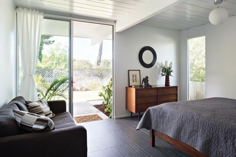 habitacion detalles suelos muebles blanco