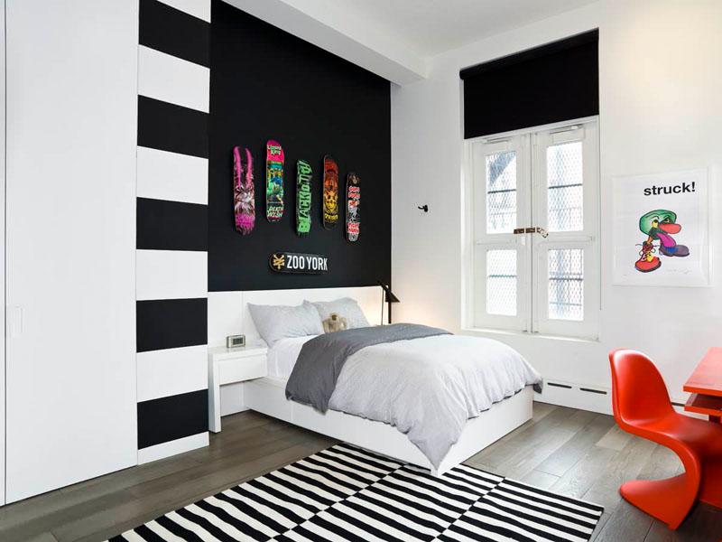 habitaciones alfombras imagenes estilos colores