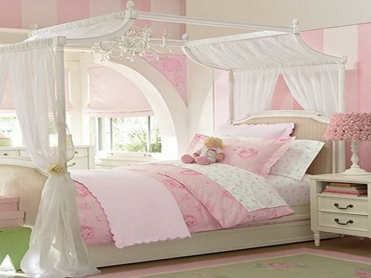 big ideas for small bedrooms habitaciones para chicas ideas de dise 241 o 18314