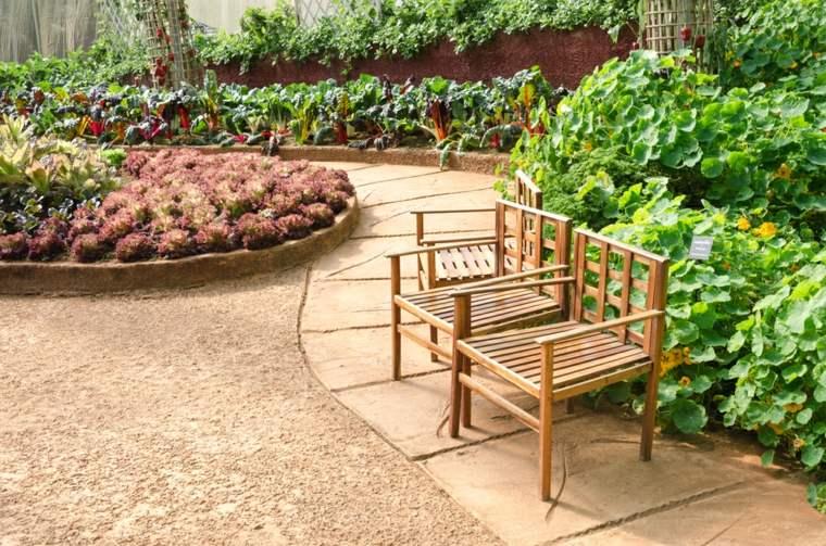 huerto jardin vegetales estilos estetico